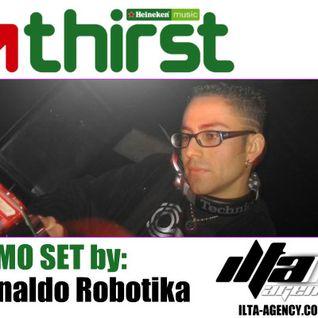 Ronaldo Robotika - Thrist competition Mix 2005