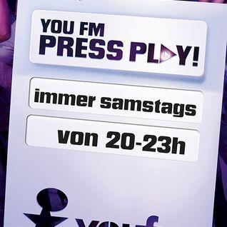 DJ Kitsune - YouFM Press Play Vol. 2