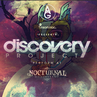 Discovery Project: Nocturnal Wonderland 2013 (ANDY GOLD)