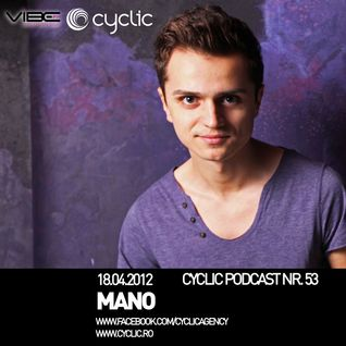 Cyclic Podcast Episode Nr 053  by Mano - 18.04.2012