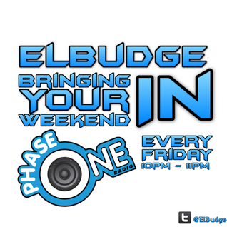 El-Budge - PhaseOneRadio - [SET001] - Air Date (14/06/13)