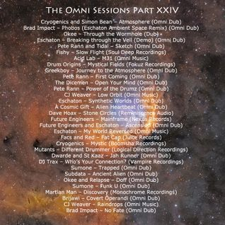 The Omni Sessions Part XXIV