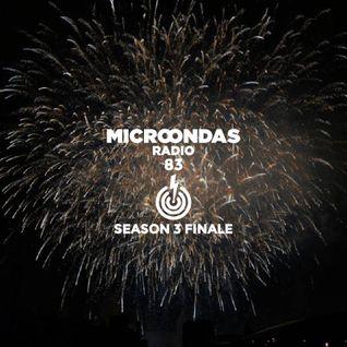 Microondas Radio 83 / Season 3 Finale / DJ Shadow, Moderat, Boys Noize, Jessy Lanza, CTangana & More