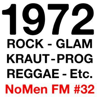 NoMen FM #32 - 1972