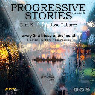 Dim K - Progressive Stories 042 [July 08 2016] on Pure.Fm
