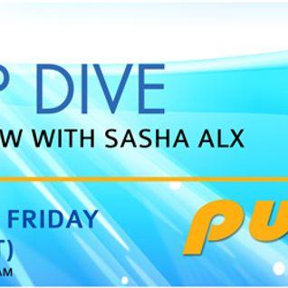Max Amour - Deep Dive 009 (Guest Mix - part 2) [Jul-01-2011] on Pure.FM