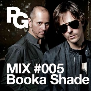 PlayGround Mix 005 - Booka Shade