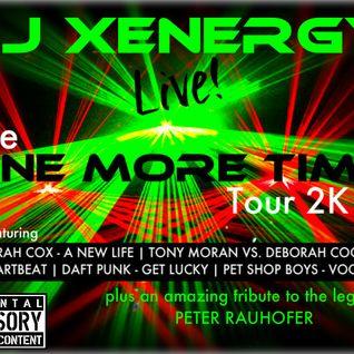 DJ XENERGY The ONE MORE TIME Tour 2K13 - FIRST SHOW - 06.14.13 Lexington