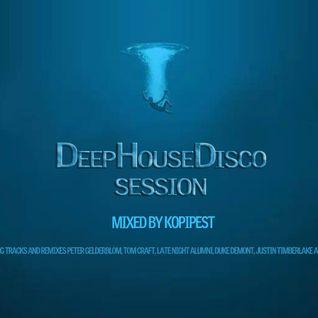 Kopipest - DeepHouseDiscoSession