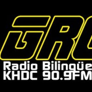 Groove Nation Mix Show.Tuesday Jan 14, live at Radio Bilingüe KHDC 90.9FM. Raw, live and unedited.