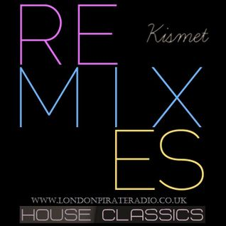 Classic House Remixes Early 90s - Kismet Live on LPR 28/11/16