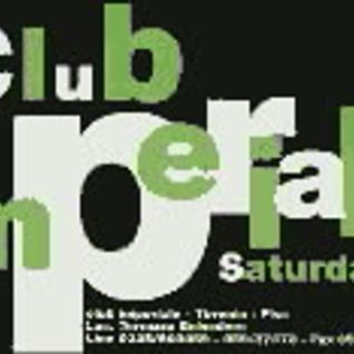 90's in Tuscany \ Club Imperiale \ Miki