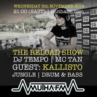 Kallisto - The Reload Show - 05.11.2014