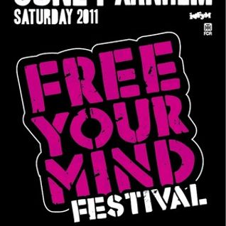 dOP @ Free Your Mind Festival (04.06.11)
