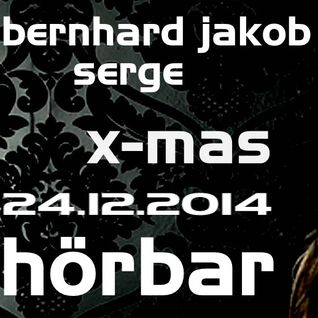 "Serge & Bernhard Jakob ""x-mas"" Hörbar - Mindelheim, 24.12.2014"
