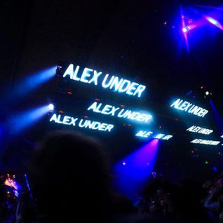 Alex Under @ Crobar Buenos Aires (24.08.2012)