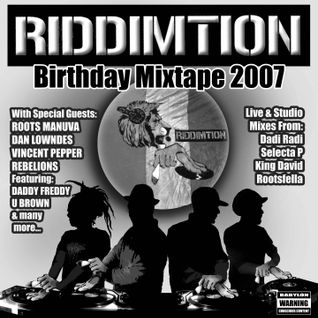 birthday mixtape 2007