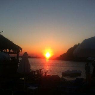 Nosak @Joinradio Party - Eden Beach Bar Anavyssos/Athens 29-6-2014