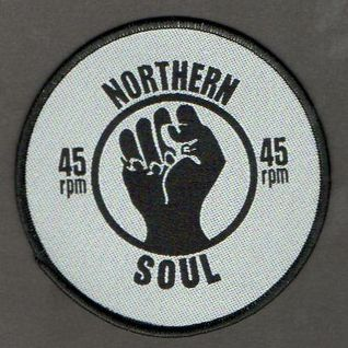 10 records of Norhern soul mix...