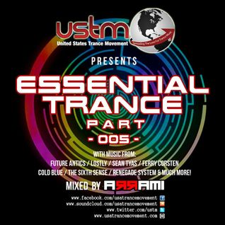 USTM Presents - Essential Trance Mix Vol 5 - Mixed By ARRAMI