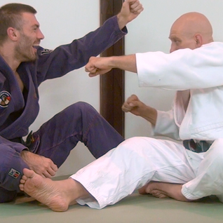 EP034: The Underlying Principles of Brazilian Jiu-Jitsu with Rob Biernacki