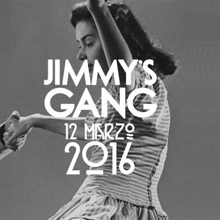 Jimmy's Gang ★ Just a Gigolò @ Fishmarket ◆ 12 mar 2016