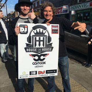 Jay Wobble - House The House 2016 finalist DJ mix.