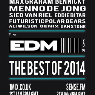 057 The EDM Show with Alan Banks 2014 Round Up Special