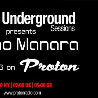 Pano Manara EDM Underground session 011 | Protonradio.com 08 March 2016