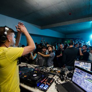 Gabriel Live @ Roboloco at The Loft 20-10-2012