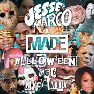 Jesse Marco x Made present: Halloween 666 NYC mix