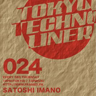 Tokyo Techno Liner EP024 - SATOSHI IMANO