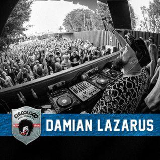 Damian Lazarus - live at Circo Loco (Garden), DC10, Ibiza - 01-Jun-2015