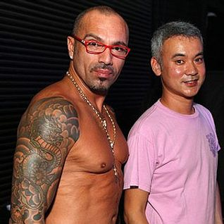 David Morales and Satoshi Tomiie - Live at Muretto, Italy (25-08-2004)