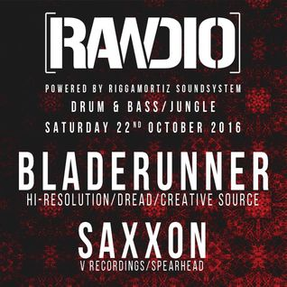 Rizzle promo mix: RAWDIO The Bullingdon 22nd October