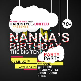 Nanna's Hardstyle Birthday Mix