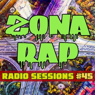 Zona RAP #45 - The Radio Sessions [September 25, 2016]