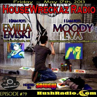 TeCh YoUrSeLf b4 YoU wReCk YoUrSeLf! (exclusive set for HouseWreckaz Radio, Los Angeles 17.05.2013)