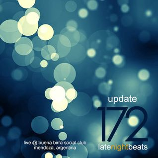Late Night Beats by Tony Rivera - Episode 172: Update (Live @ Buena Birra Club Social, MDZ, ARG)