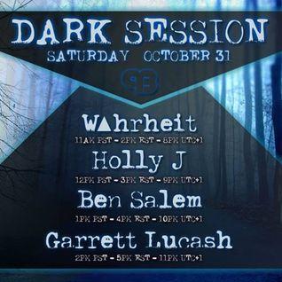 Holly J * Dark Session * Progressive Beats Halloween 10.31.15