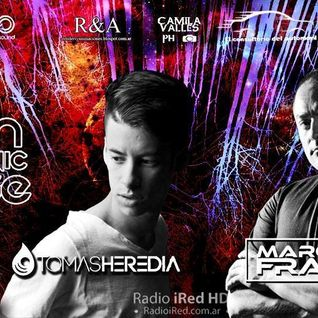 Urban Electronic Dance. Programa 22/4. #SET #EnVivo de DJ´s Marcelo Fratini y Tomas Heredia.