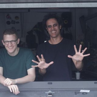 Four Tet & Floating Points - 26th July 2016