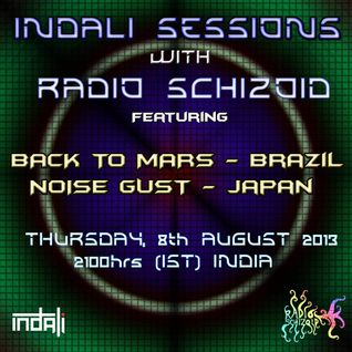 Back to Mars - DJset for Radio Schizoid