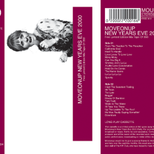 Moveonup New Years Eve 2000 Compilation