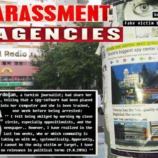 Gözel Radio #43 HARRASSMENT AGENCIES  (2016-09-23)