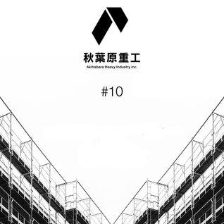live mix @ MOGRA - Akihabara Heavy Indystry inc. #10 20140524