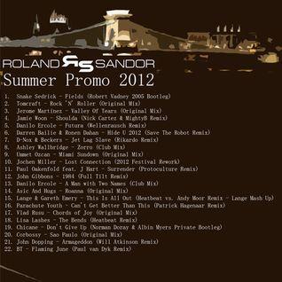 Roland Sandor Summer Promo 2012