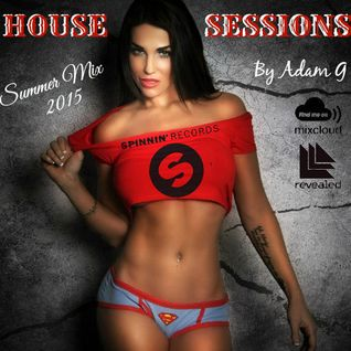 HOUSE SESSIONS SUMMER MIX 2015
