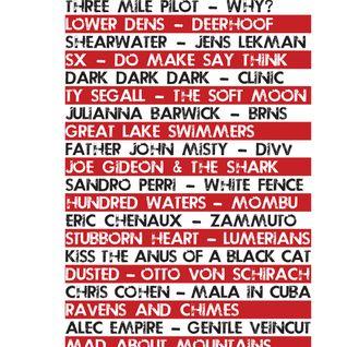 Autumn Falls 2012 mixtape