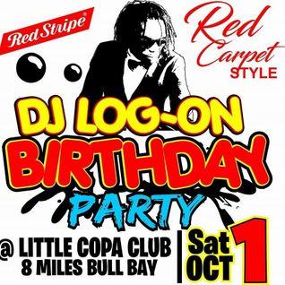 DJ LOGON BIRTHDAY PARTY PROMO MIX 2016